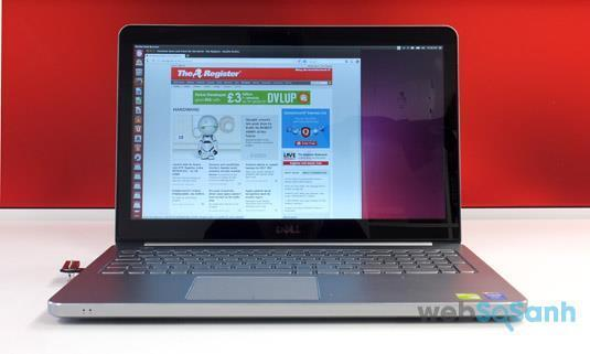 Laptop Dell Inspiron 7537