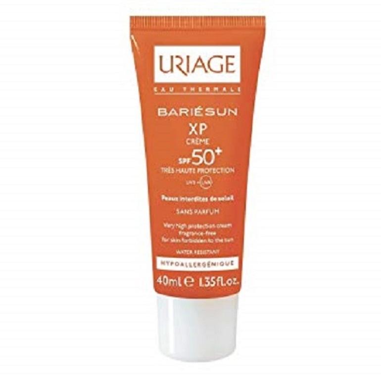 Review kem chống nắng Uriage Bariesun XP Creme