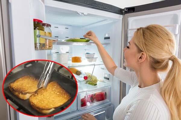 Cần bao nhiêu bánh mì và phải đặt bánh mì trong tủ lạnh bao lâu để khử mùi cứng đầu trong tủ lạnh?