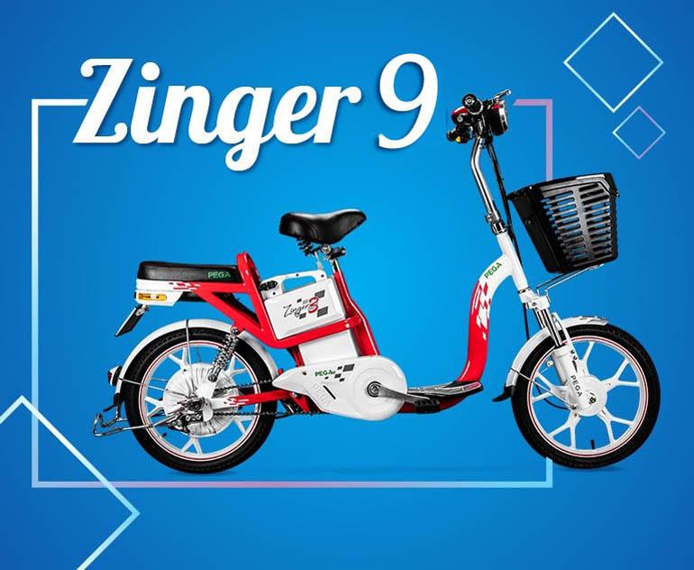 Xe đạp điện Pega mới nhất năm 2019