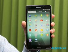 Đánh giá máy tính bảng giá rẻ Galaxy Tab 4 Nook