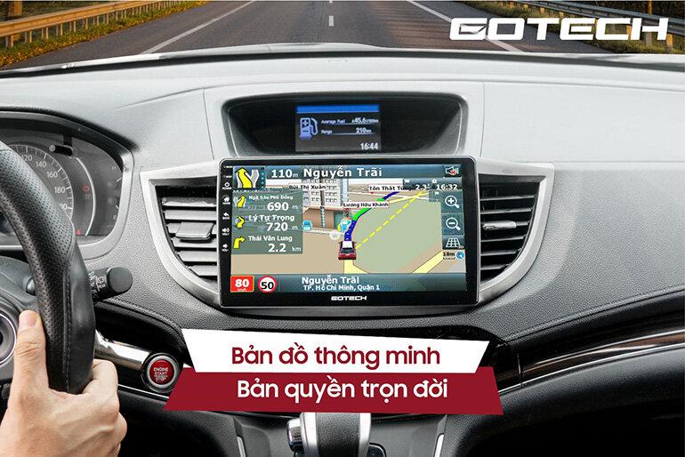 màn hình ô tô gotech
