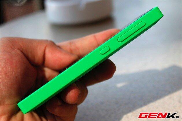 Mở hộp Nokia X Dual Sim tại Việt Nam