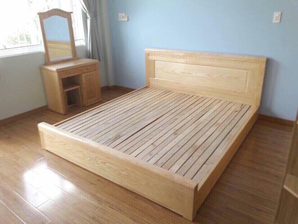 Kích cỡ giường có thể thiết kế phù hợp với không gian sống