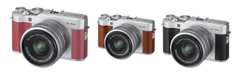 máy ảnh Fujifilm X-A5 review