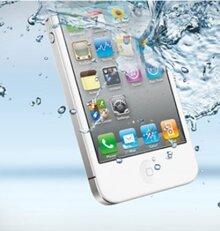 7 bước khắc phục iPhone bị dính nước