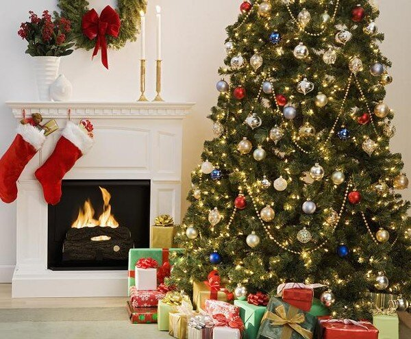 7 cách trang trí cây thông đẹp cho mùa Noel năm nay