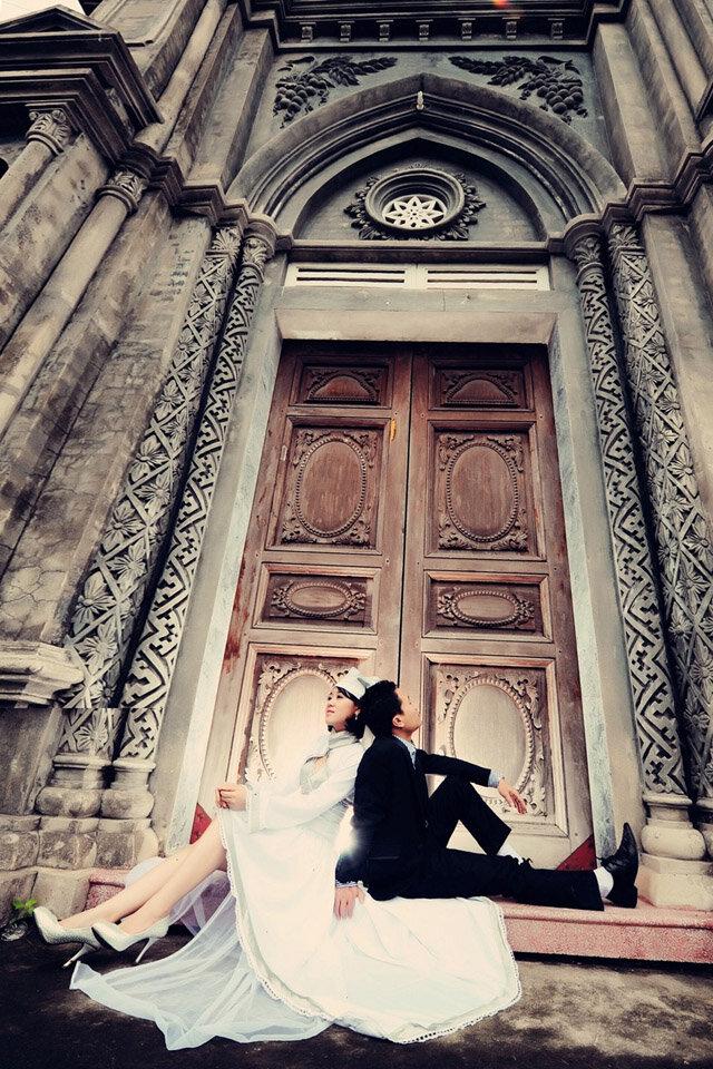 7 địa điểm chụp ảnh cưới rẻ mà đẹp ở Hà Nội