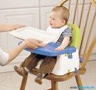 7 điều bạn nên cân nhắc khi lựa chọn ghế ăn dặm cho bé