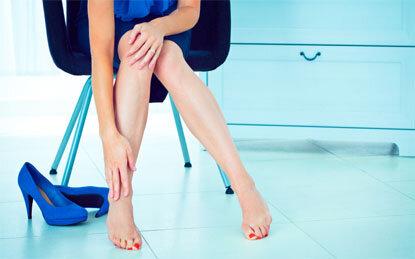 7 động tác dành cho các cô gái hay đi giày cao gót