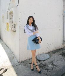 """7 kiểu chân váy """"không mới nhưng vẫn hot"""" cho các bạn gái mùa hè này"""