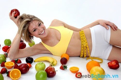 7 loại trái cây giúp đốt cháy mỡ bụng