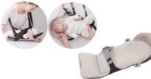 7 lưu ý quan trọng khi chọn mua địu em bé sơ sinh