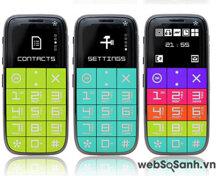 7 mẫu điện thoại di động được thiết kế dành riêng cho người lớn tuổi