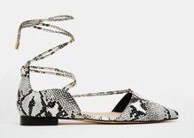 """7 mẫu giày da rắn """"chất lừ"""" mọi cô gái đều khao khát"""