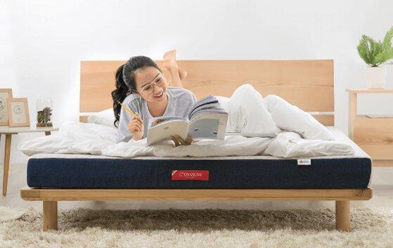7 mẫu nệm Nhật Bản êm ái ngủ ngon hơn bảo vệ cột sống giá từ 1tr