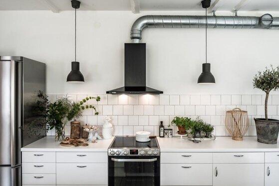 7 mẫu thiết kế máy hút mùi bếp đẹp độc đáo mà không tốn diện tích