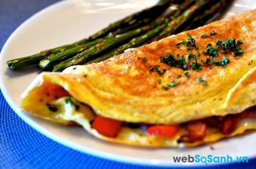 7 món ăn dễ làm với trứng gà cho thực đơn low carb