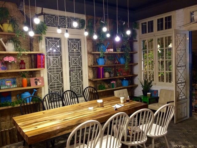 7 quán cà phê sách nổi tiếng nhất Hà Nội
