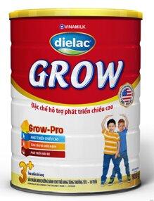 7 sản phẩm sữa giúp trẻ tăng chiều cao vượt trội