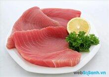 7 thực phẩm giúp  giảm nhanh mỡ bụng
