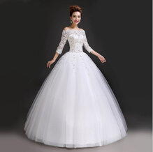 7 tiêu chí hàng đầu khi lựa chọn váy cưới