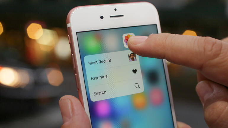 7 ứng dụng hỗ trợ 3D Touch tốt nhất cho iPhone 6s Plus