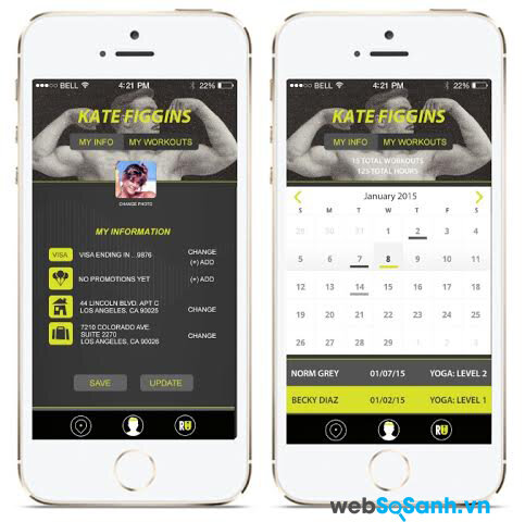 7 ứng dụng tập luyện trên điện thoại giúp bạn khỏe hơn mỗi ngày