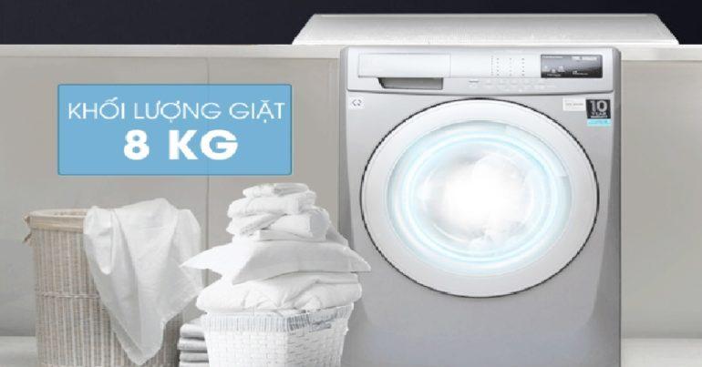 Có nên mua máy giặt Electrolux EWF12844S không ?