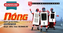 """Review quạt điều hòa Sunhouse đang nổi đình đám trong hit """"Hè Lộn Xộn"""""""