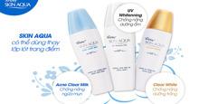 Top 3 loại kem chống nắng Skin Aqua phù hợp nhất với từng loại da trên cơ thể