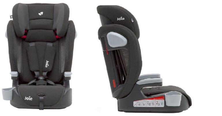 Ghế ngồi ô tô Joie Elevate Two Tone Black - Giá tham khảo: 2.290.000 vnđ