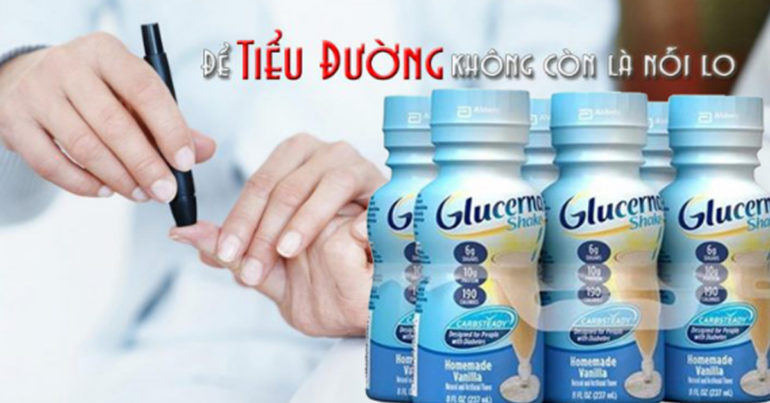 Sữa Glucerna nước 237ml nhập Mỹ có tốt không ? Có mấy hương vị ? Giá bao nhiêu tiền ?