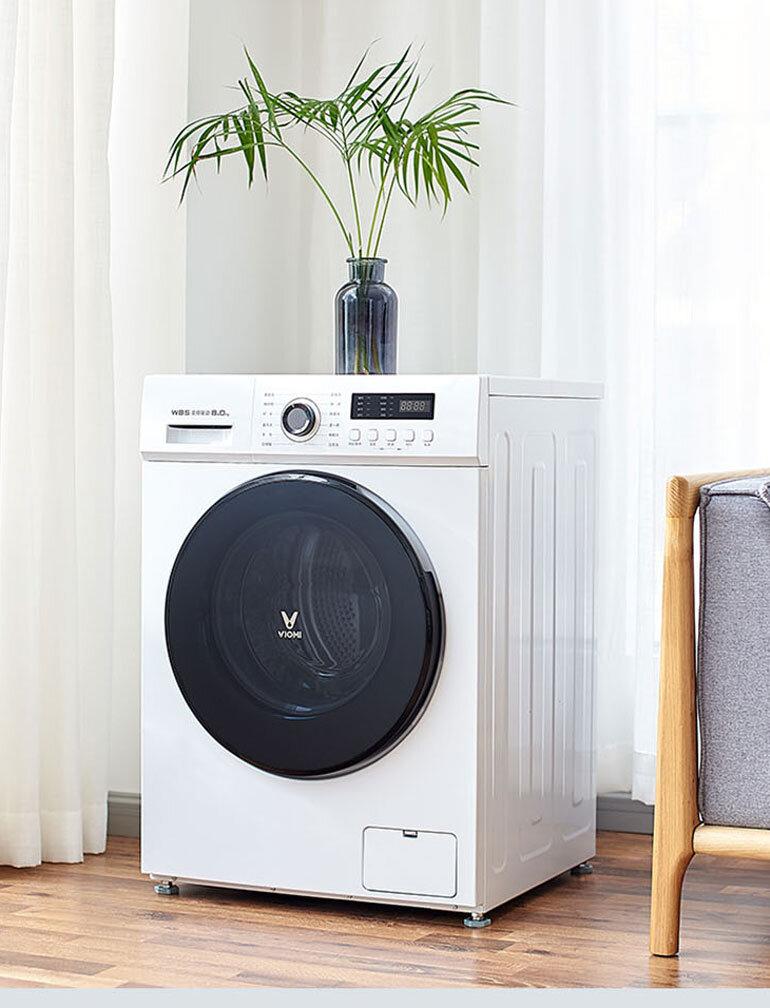 Hướng dẫn bảo quản máy giặt thông minh Xiaomi Viomi W8S bền nhất
