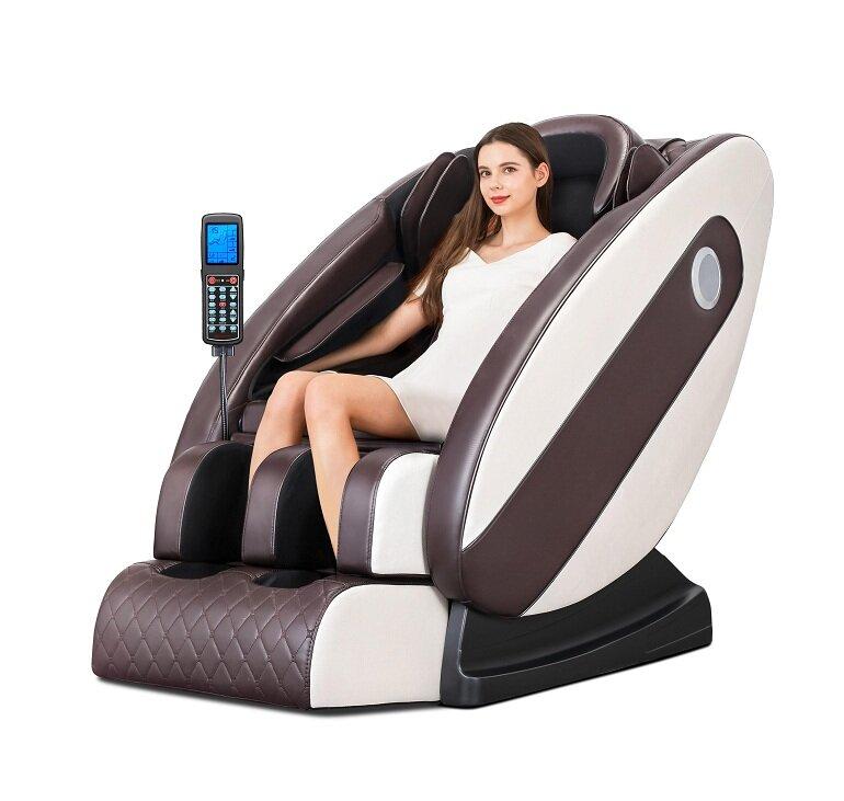 Ghế massage ngày càng được nhiều người tìm mua để chăm sóc sức khỏe tại nhà