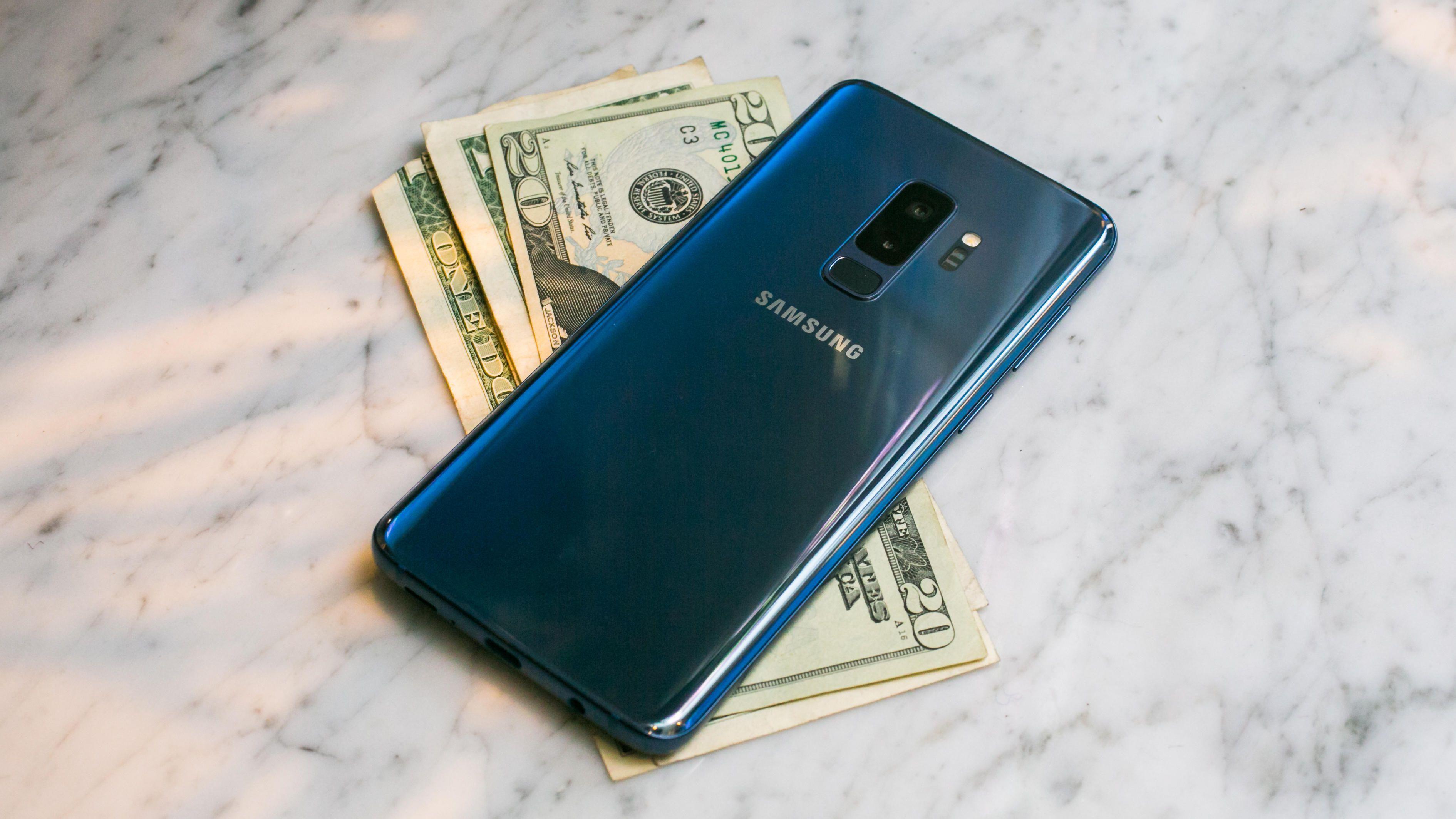 Samsung Galaxy S9 Plus giá rẻ, Galaxy S9 Plus giá rẻ