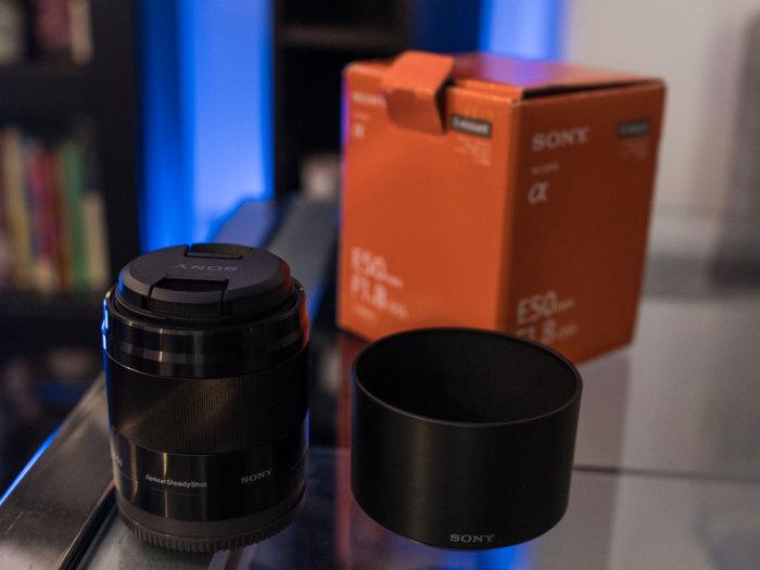 Máy ảnh E-mount APS-C
