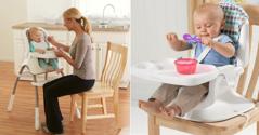 Mua ghế ăn dặm cho bé loại nào tốt mà rẻ được các mẹ ưa chuộng nhất 2018 ?