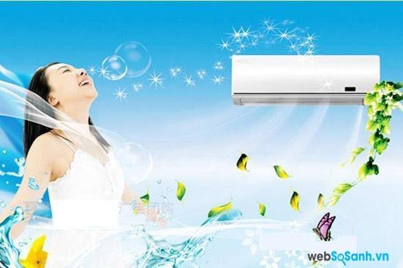 công nghệ biến tần Inverter giúp tiết kiệm điện tới 50% điện năng (nguồn: internet)