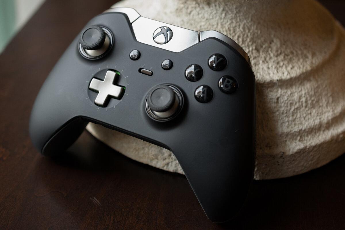 Xbox One Controller được đánh giá cao về thiết kế