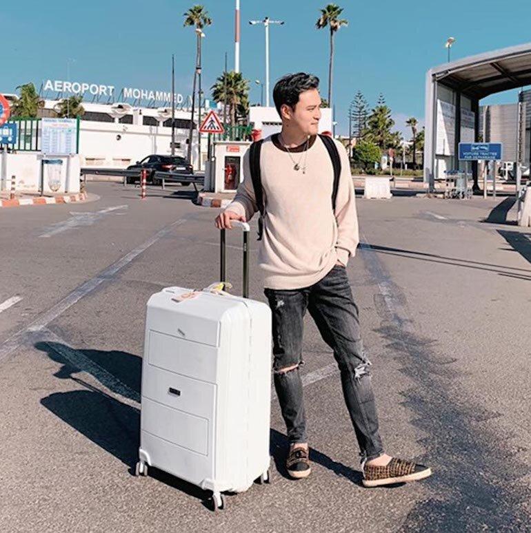 Vali size 28 đựng được bao nhiêu kg?