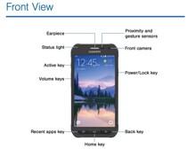 Samsung vô tình để lộ thông tin về chiếc Galaxy S6 Active