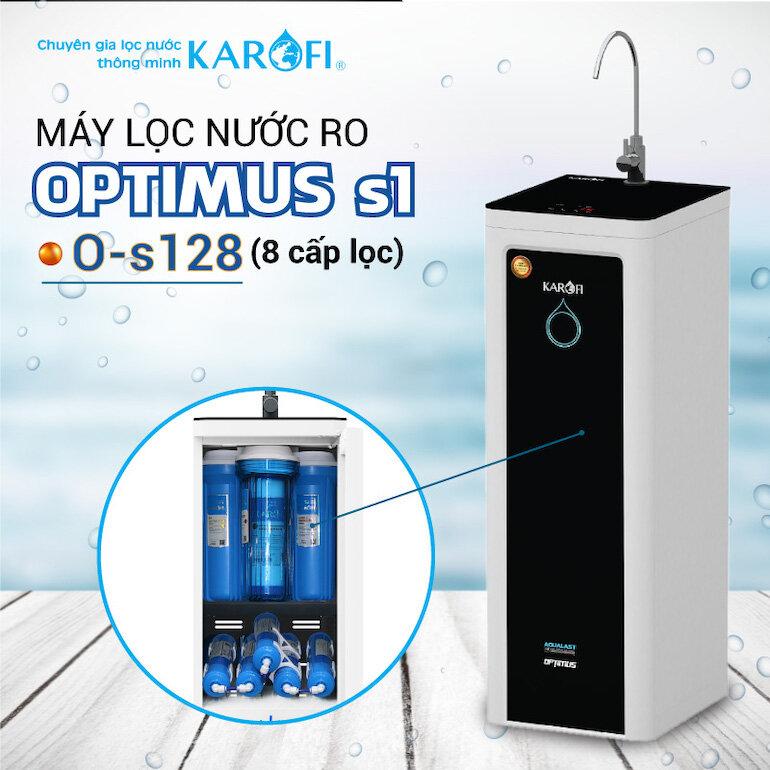 Máy lọc nước KAROFI OPTIMUS S1 OS128