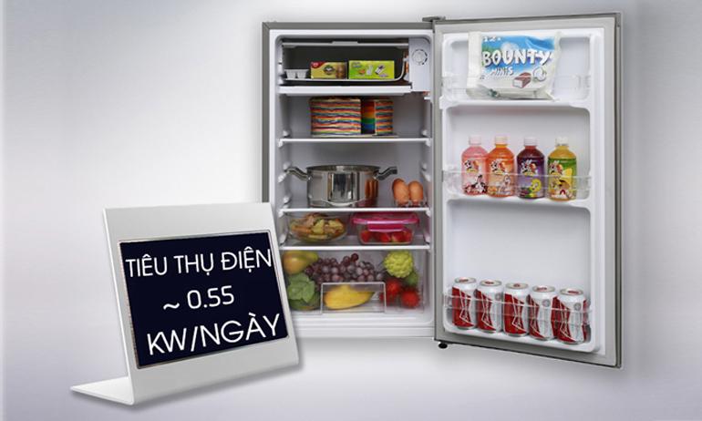 Tủ lạnh Electrolux EUM0900SA - 92L, 1 cửa
