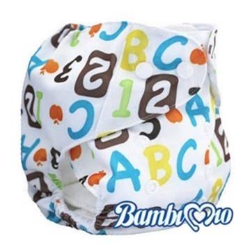 Tã vải Number Bambi Mio (3kg - 16kg)