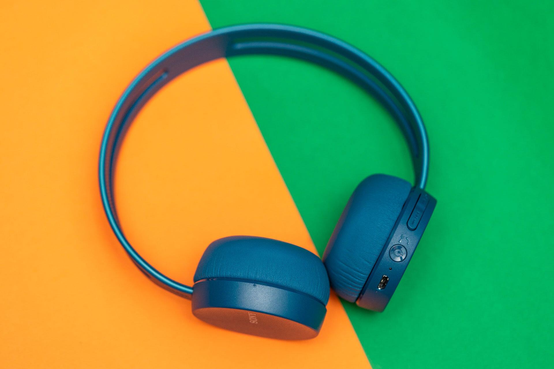 Tai nghe Sony WH-CH400/LZE có giá 1.290.000 đồng