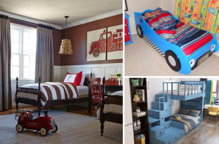 Nên chọn mua giường trẻ em 1m2 có chất liệu dễ vệ sinh, tẩy rửa