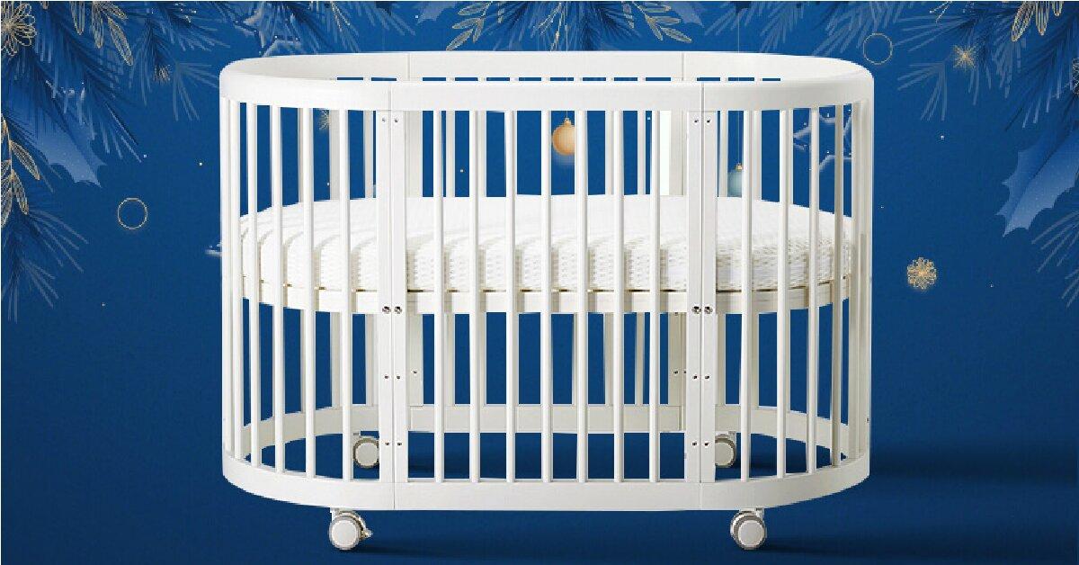 Có nên mua giường cũi trẻ em bằng nhựa không?
