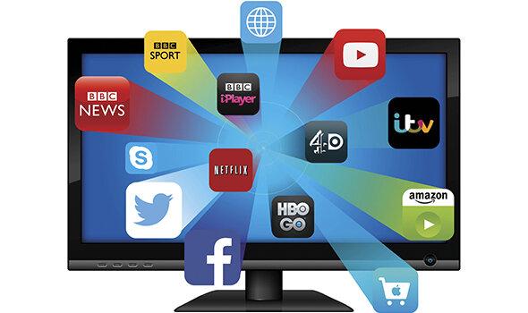 Hầu hết tivi smart giá rẻ không thường xuyên cập nhật phần mềm