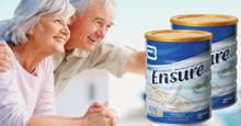 Sữa ensure cho người già giá bao nhiêu ?